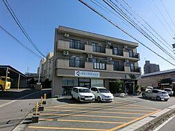 愛知県日進市浅田平子2丁目の賃貸アパートの外観
