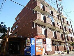 神奈川県横浜市鶴見区平安町1丁目の賃貸マンションの外観