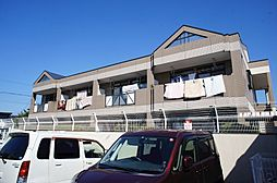 ベアハウス[2階]の外観