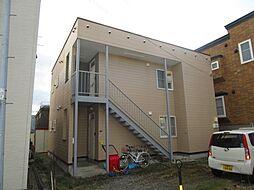 [テラスハウス] 北海道札幌市東区北三十六条東12丁目 の賃貸【/】の外観