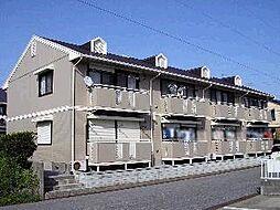 パティオai C[1階]の外観