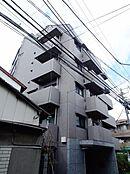 2009年築のリフォームマンション 角部屋 使いやすい間取りの2DK 中野坂上駅徒歩9分
