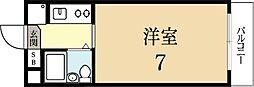 ZONE24[2階]の間取り