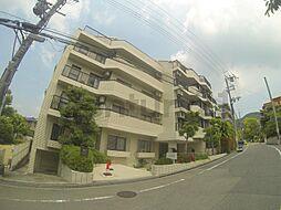 インペリアル池田城山[1階]の外観