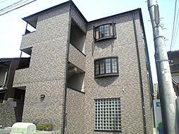 京都府京都市伏見区紺屋町の賃貸マンションの外観