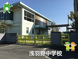 浅羽野中学校(...