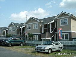 大阪府東大阪市今米1丁目の賃貸アパートの外観