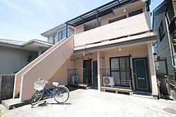 愛知県名古屋市南区貝塚町の賃貸アパートの外観