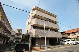 愛知県名古屋市中川区昭明町2丁目の賃貸マンションの外観