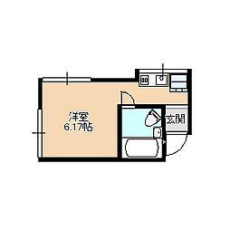 京成小岩駅 3.8万円