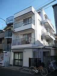 小野崎ビル[4階]の外観