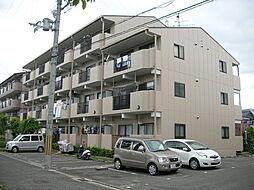 大阪府堺市北区南長尾町2丁の賃貸マンションの外観
