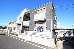 千葉県市原市更級1丁目の賃貸アパートの外観