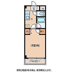 クラスター[1階]の間取り