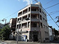 マンション丸本B棟[4階]の外観
