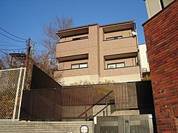 兵庫県神戸市東灘区森北町5丁目の賃貸マンションの外観