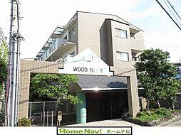 WOOD FIVE II (ウッドファイブツー)[3階]の外観