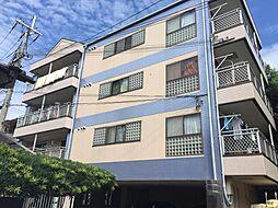 富士朝日町マンション[4階]の外観