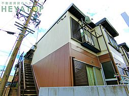 愛知県名古屋市南区観音町8丁目の賃貸アパートの外観