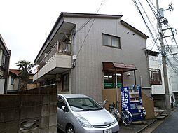 東京都板橋区赤塚新町1丁目の賃貸マンションの外観