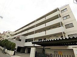 グレースフルハイツ1号館[1階]の外観