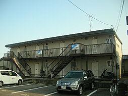 フォーブル平田[2階]の外観