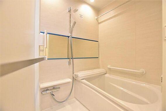 浴室 お風呂で...