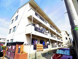 ニュー松戸コーポF棟[2階]の外観