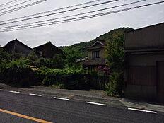 国道側2.