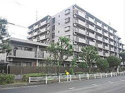 西山第9エルム大倉山[1階]の外観