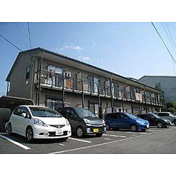 埼玉県川越市三光町の賃貸アパートの外観