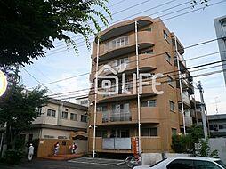東京都小平市学園西町の賃貸マンションの外観