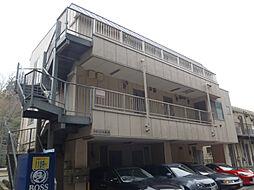 サザンコート堀ノ内[202号室]の外観