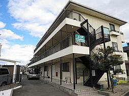 兵庫県西宮市樋ノ口町1丁目の賃貸マンションの外観