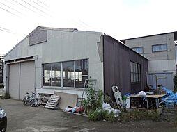 自動車修理工場...