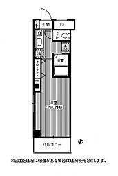 LusterStage[3階]の間取り
