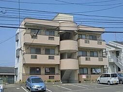 福岡県北九州市八幡西区割子川2丁目の賃貸アパートの外観