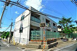 あきつガーデン[2階]の外観