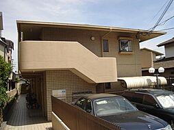兵庫県神戸市東灘区西岡本4丁目の賃貸マンションの外観