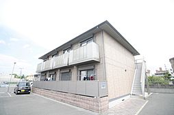 大阪府東大阪市西堤本通西3丁目の賃貸アパートの外観