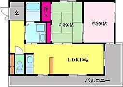 泉大津駅 6.3万円