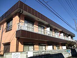 東京都東久留米市浅間町1丁目の賃貸マンションの外観