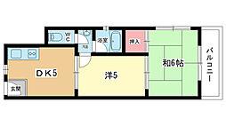 服部天神駅 4.2万円