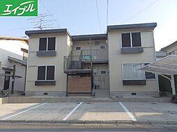 三重県四日市市松本4丁目の賃貸マンションの外観