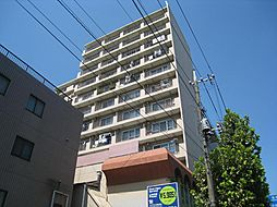 千代田マンション[406号室]の外観
