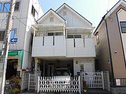 兵庫県西宮市上田中町の賃貸アパートの外観