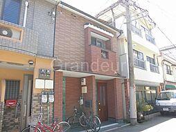 鶴見商店街住宅新棟西[1階]の外観
