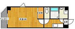 宮城県仙台市青葉区愛子中央1丁目の賃貸マンションの間取り