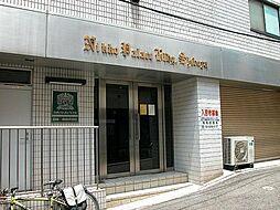 日興パレスビル渋谷[4階号室]の外観