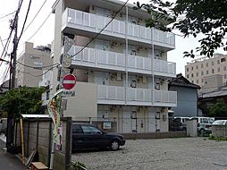 東京都足立区千住の賃貸マンションの外観